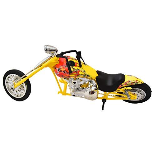 Custom Chopper, 1:12 scale Plastic Model Motorcycle, die cast