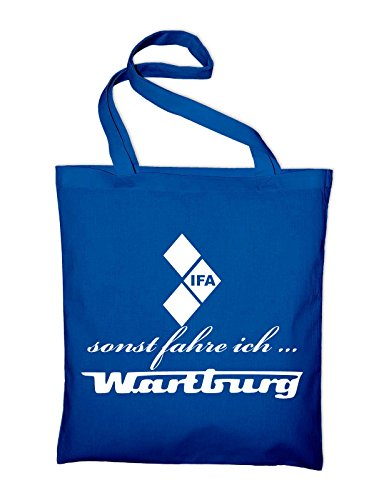 Drive Yellow Castle Bag Ifa Blue Bag Jute I Logo Wartburg Cotton Styletex23bagwartb8 yellow Royal Sonst ZdFqBwZ