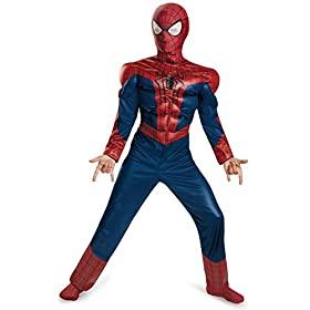 Spider-Man Movie 2 Classic Muscle Costume 41XcExxdyrL