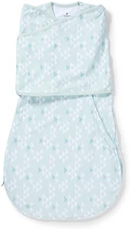 SwaddleMe Love Sack, Tranquil Triangles (LG)