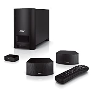 bose cinemate gs series ii digital home. Black Bedroom Furniture Sets. Home Design Ideas