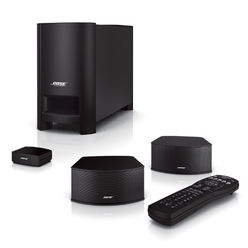 Bose CineMate GS Series II Digital Home Theater Speaker System (Speaker Acoustimass 5 System)