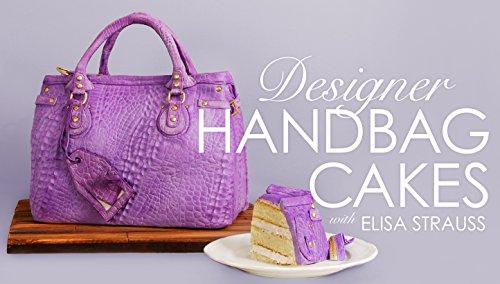 Designer Handbag Cakes