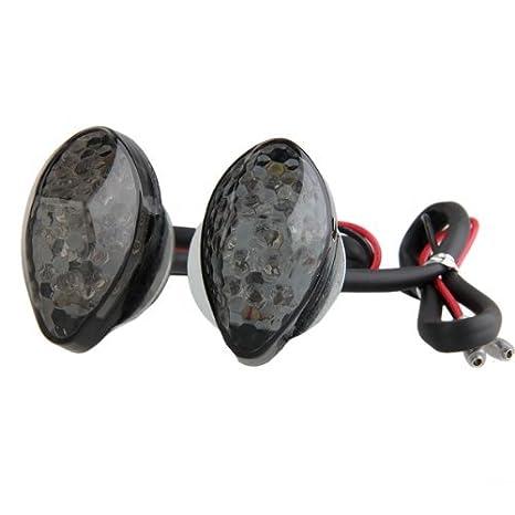 Sonline 2 Intermitente Bombilla Luz Indicador 15 LED Moto CBR 600 RR 900 RR 929: Amazon.es: Juguetes y juegos
