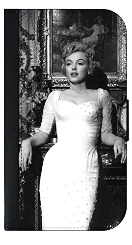 Marilyn Monroe - Passport Cover / Card Holder for Travel (Marilyn Monroe Luggage)