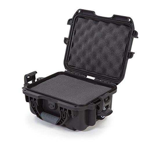 Nanuk 905 Waterproof Hard Case with Foam Insert - Black