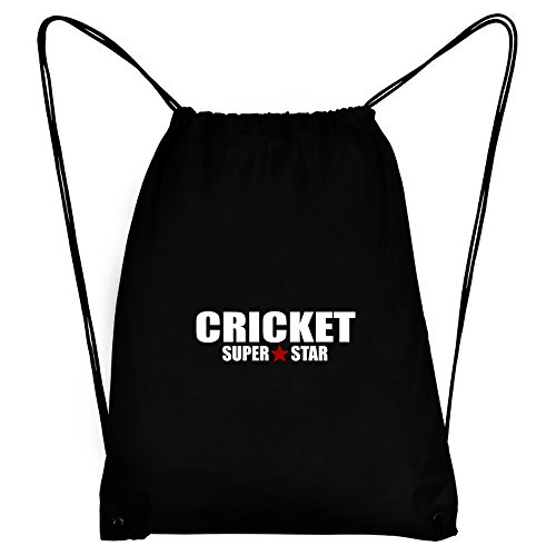 Teeburon SUPER STAR Cricket Sport Bag by Teeburon