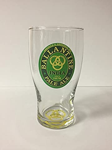 Ballantine India Pale Ale - 16oz Tulip Pint Glass - 1 Pk (India Pale Ale)