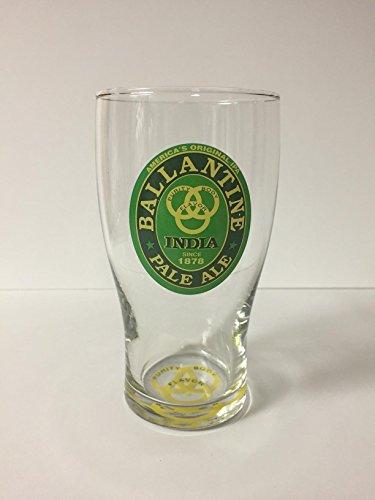 Ballantine Ale - Ballantine India Pale Ale - 16oz Tulip Pint Glass - 1 Pk
