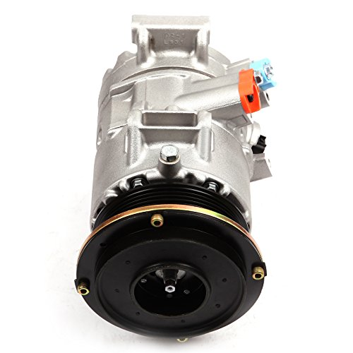 (Auto Repair Compressor Assembly CO 11178JC,SCITOO Compatible with AC Compressor and A/C Clutch Kit for Toyota Camry 06-08 RAV4 2.4L 2007-2009 8831006240)
