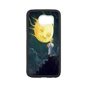 Custom LiuXueFei Phone caseElegent Angels For Samsung Galaxy S6 -Style-19
