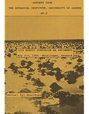 12th Nordic Symposium on Sediments: May 2-5, 1984, Skallingen, Denmark