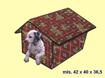 60e8cdf79ef6df Niche pour chiens en tissu 42 x 40 x 36  Amazon.fr  Bricolage