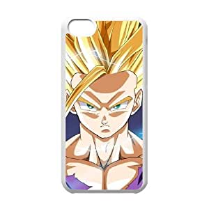 iPhone 5c Cell Phone Case White Dragon Ball Z J4H5BS