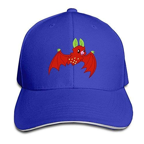 Thevictory Cute Fruit Red Bat Men and Women