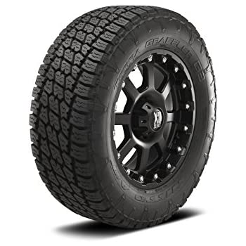Nitto Terra Grappler G2 Traction Radial Tire - 265/70R17 115T