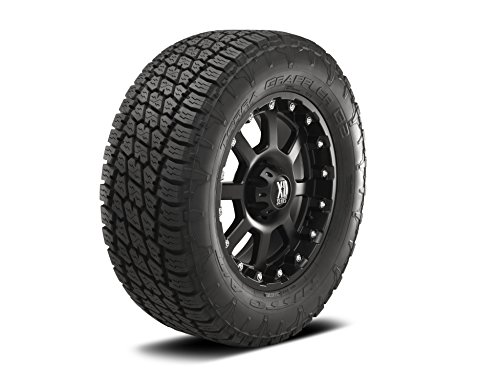 Nitto Terra Grappler G2 Traction Radial Tire - 275/55R20 117T (Nitto Tires)