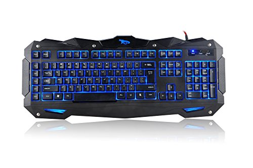 iMicro 110 Key Backlit Keyboard IM KBCOBV8