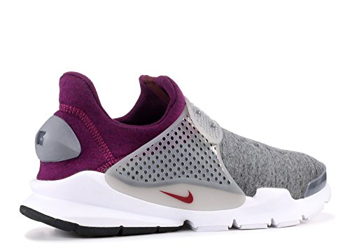 Scarpe Dart Fleece Grigio mlbrry Nike Tech Gris Grey Uomo Grey Sportive Cool Sock Heather xqaFIg