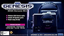 Image of the product Preorder NEW SEGA Genesis that is listed on the catalogue brand of SEGA. The product has been rated with a 4.8 over 5