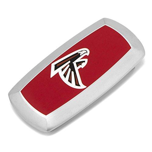 NFL Atlanta Falcons Cushion Money Clip, Officially - Atlanta Falcons Cufflinks