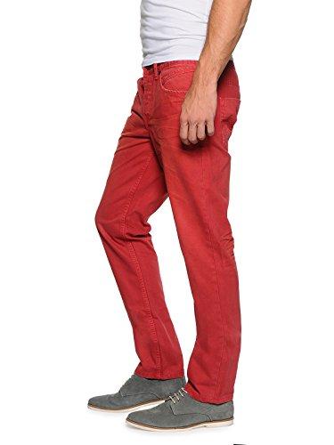 Petrol Industries - Pantalon - Homme rouge rouge