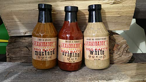 (All BBQ Sauces 3-Pack)