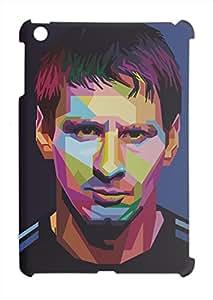 Lionel Messi Colourful Illustration iPad mini - iPad mini 2 plastic case