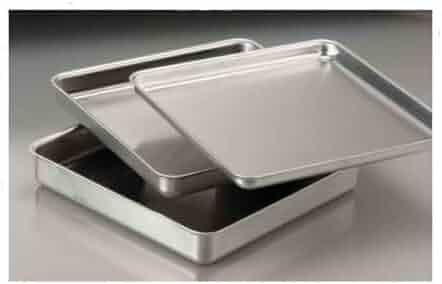 American Metalcraft SQ1410 American Metalcraft SQ1410 Square Deep Dish Pan, Aluminum, 1
