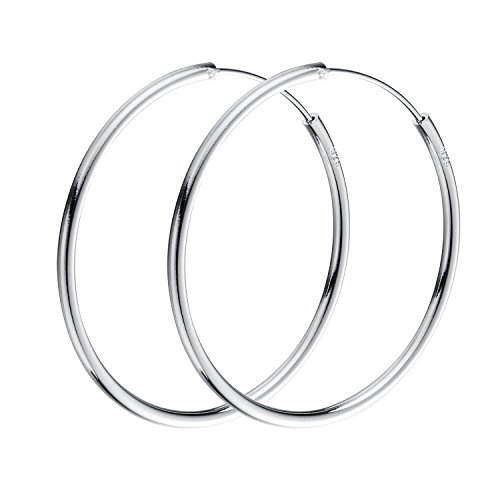 QTALKIE Sterling Silver Plated Earrings