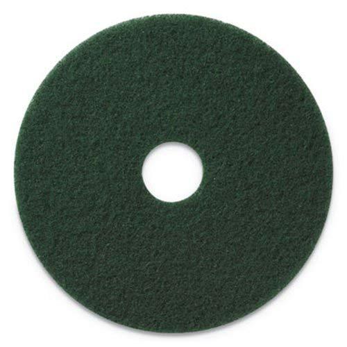 Americo Green Scrub Pads Size: 20'' - 5 Pads Per Case