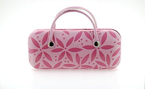 Handbag style children's fashionable sunglass/eyeglass case