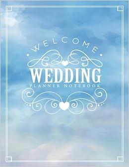 Wedding Planner Notebook: Watercolor Sky My Wedding Organizer Budget Savvy Marriage Event Journal Checklist Calendar Book: Volume 3 por Jasmine Books epub