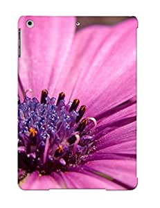 Nice Ipad Air Case Bumper Tpu Skin Cove Rwith Pink Design For Thanksgiving Day Gift