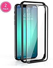 SMPL. Glass Screen Protector for Apple Iphone XS Max & 11 Pro Max, Tempered Glass Film, 2-Pack (SP1525)