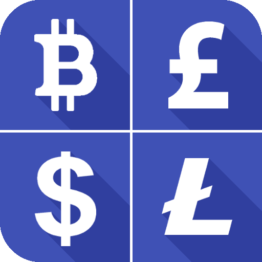 CryptoConvert - Free Cryptocurrency Exchange Rate Calculator (Icon Refresh)