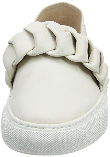 Rachel Zoe Damen Burke Treccia Sneaker Beige (ecru 275)