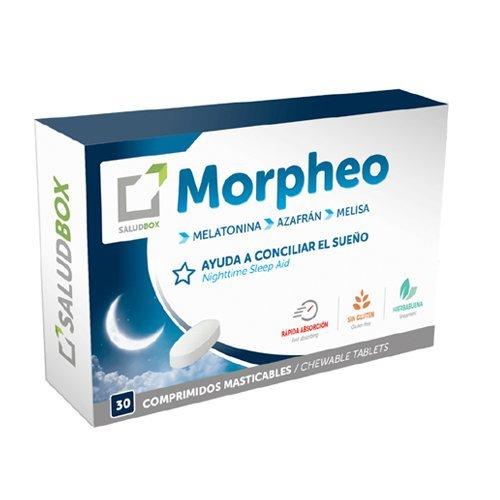 SaludBox Morpheo Comprimidos Desleíbles - 30 Unidades: Amazon.es: Salud y cuidado personal