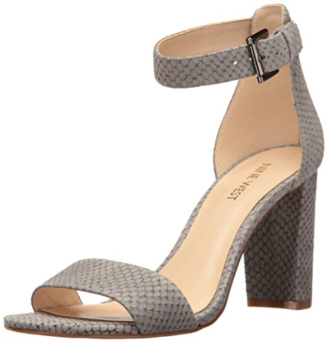 Picture of Nine West Women's Nora Synthetic Reptile Dress Sandal