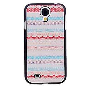 YULIN Special Pattern Hard Case for Samsung Galaxy S4 I9500