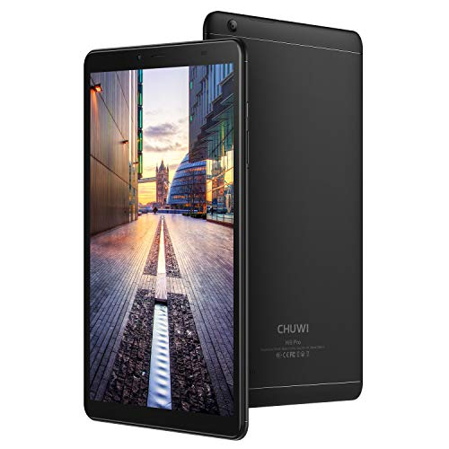 "CHUWI Hi9 Pro 8.4"" 4G LTE Tablet Unlocked with Dual SIM Card, RAM 3G / ROM 32G Android 8.0 Phablet with 2560 X 1600 FHD Touchscreen, Support OTG, Dual Band WiFi, BT 4.1, Type-c, GPS, TF Card"