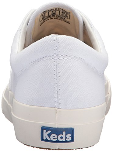 Sneakers Canvas Keds Women's White Anchor wvUUgWtqOc