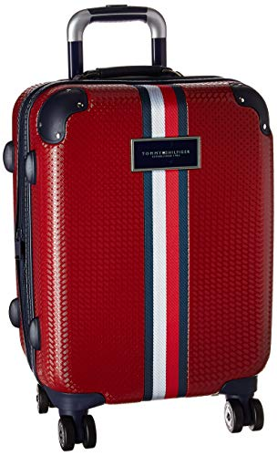 Tommy Hilfiger Basketweave, RED (Red Hilfiger Tommy Luggage)