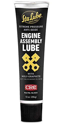 Engine Assembly Lube - Sta-Lube SL3331 Extreme Pressure Engine Assembly Lube, 10 Wt Oz
