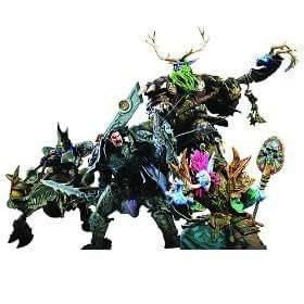 Amazon.com: World of Warcraft wow Series 2 Figura de acción ...