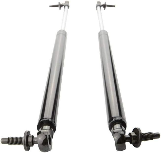 YH New Rear Lift Support 2PCS//1Pair Fit 2005-2010 Jeep Grand Cherokee 12 compressed lift supprot shock lift supprot structs Tailgate Lift Supports Damper Gas Lift OEM 55394323AA lift support clamp