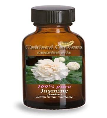 JASMINE SAMBAC Essential Oil - Jasminum sambac - BULK Essential Oil By Oakland Gardens from Oakland Gardens Wedding & Home Decor