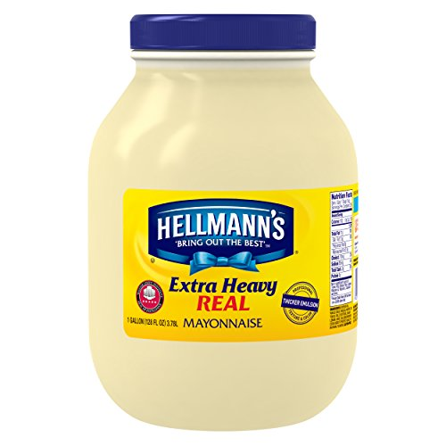 Hellmann's Mayonnaise Gallon Extra Heavy 128 oz