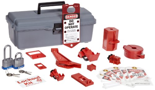 Brady 65289 Lockout Tool Components