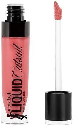 WET N WILD MegaLast Liquid Catsuit Matte Lipstick - Coral ...
